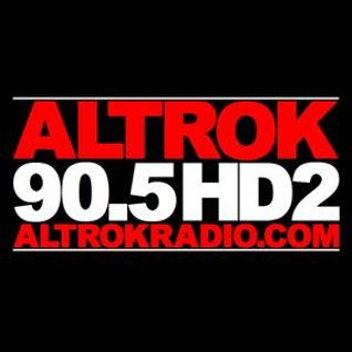 Altrok Radio FM Showcase, Show 547 (4/8/2016)
