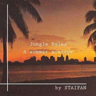 Jungle Rules / a Summer Mixtape
