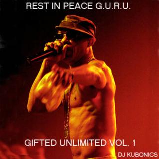 DJ Kubonics - GURU Tribute