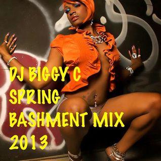 DJ Biggy C Spring Bashment Mix 2013