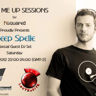 BEAT ME UP SESSIONS - Deep Spelle 2012/12/22
