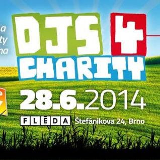 DJs4Charity Warm Up 28/06/2014