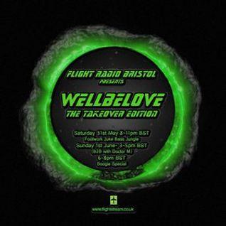 Wellbelove on Flight Radio 31st May 2014