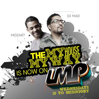 "THE MHMW SHOW #92 ""EDM By DJ Mad"""