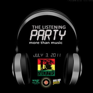The Listening Party (July 3 '11) - Virgin Islands reggae is an island unto its own