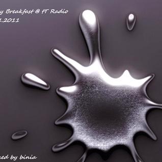 Proggy Breakfast @ tT Radio 10.01.11