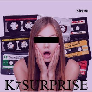 K7 SURPRISE - /\ /\ /\ /\ - FULL DISC