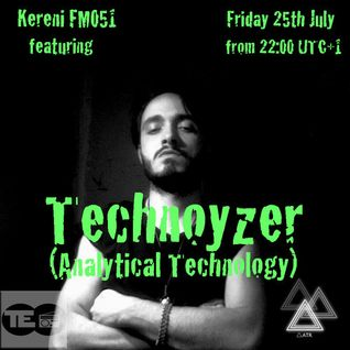 Kereni FM051 with Technoyzer 25.07.14