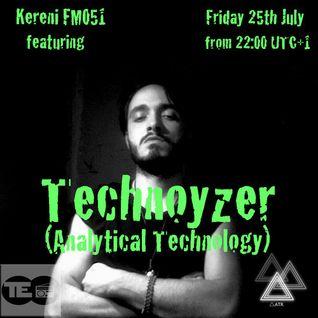 Kereni FM051 with Technoyzer 25.07.14