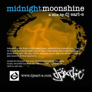 DJ Earl-E: Midnight Moonshine (all vinyl)