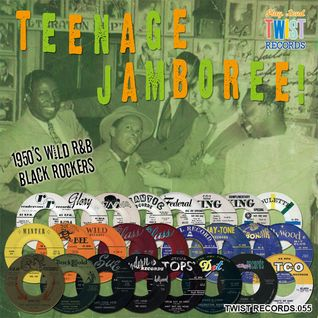 TEENAGE JAMBOREE! - 1950's R&B + Black Rockers.