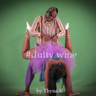 #duttywine-Oriental-mix by Thyna.K