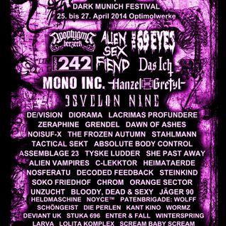 Gothic Club Set -Dark Munich Festival warm up Party- 20.04.14 by PinkNoise