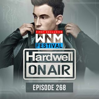 Hardwell - On Air  268