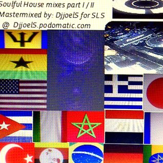 Salsa Brazilian Tribal Afro Latin Deep Soulful mix part I