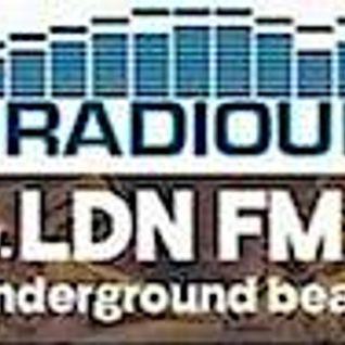MarkyGee - LDNFM - Freshradiouk - Friday 8th July  2016