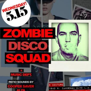 SAB Exclusive Guest Mix: Zombie Disco Squad