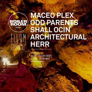Shall Ocin live @ Boiler Room Ibiza (ELLUM Takeover) – 01.10.2015