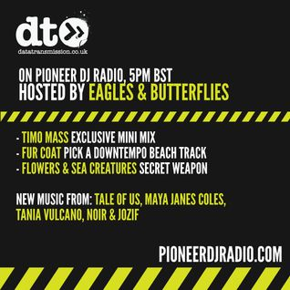 Data Transmission Radio Show 028 - Hosted by Eagles & Butterflies
