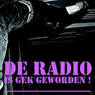 De Radio Is Gek Geworden 27 april 2015