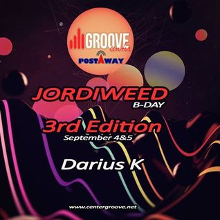 @Center Groove Radio for Jordiweed B-day 3rd Edition