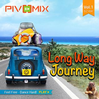 PIVOMIX - Long Way Journey Vol.1