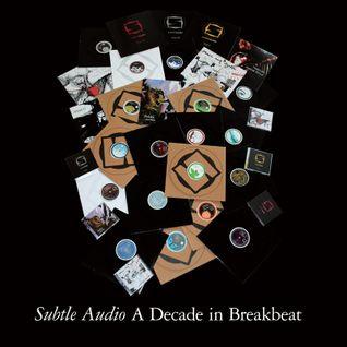 Code - Subtle Audio 'A Decade In Breakbeat' Mix