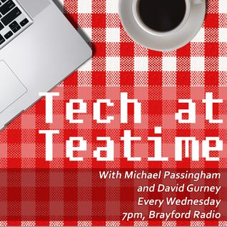 Tech at Teatime Bytes: Final Sign-off