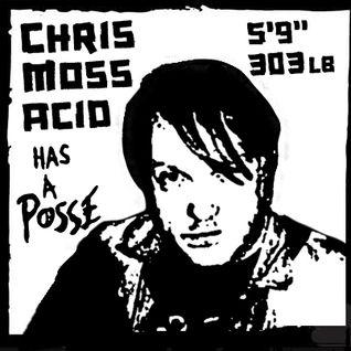 DJ Chris Moss Acid - Futur Berlin - Sweatlodge Radio Mix