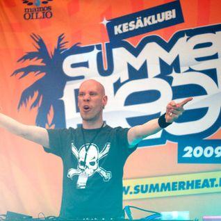 DJ Meke @ SummerHeat stage. Kalajoki midsummer festival 18.-20.6.2009  [Rave Eurodance Set]
