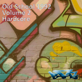 The BFG - Old School 1992 - Volume 2 - Hardcore/Drum n Bass