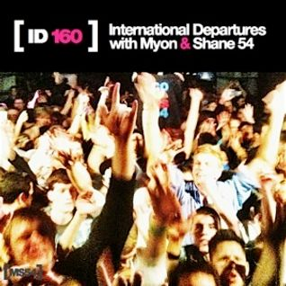 International Departures 160