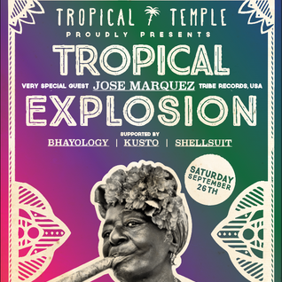 Jose Marquez live at Tropical Explosion - Singapore 2015