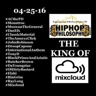 HipHopPhilosophy.com Radio - LIVE - 04-25-16