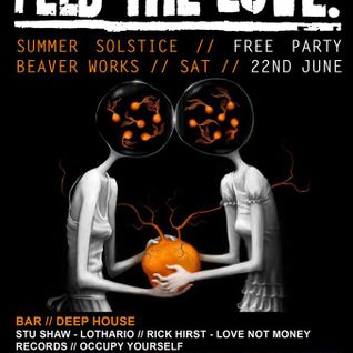 Remould - Recorded @ FEED THE LOVE 22/06/13