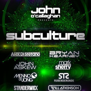 John Askew - Live @ Digital Society, Subculture - 11.11.2016