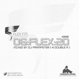 Flex FM presents - Flex 20 Mix series - 06: Mixed by Frampster