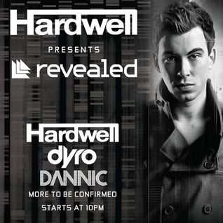 Hardwell - Hardwell Presents Revealed (Amsterdam) – 18.10.2013