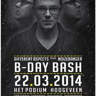 Pathogen - Different Aspects B-day Bash Promomix