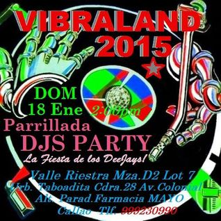 DJ RICKO PRODUCTOR - SET VIBRALAND PARTY 2015