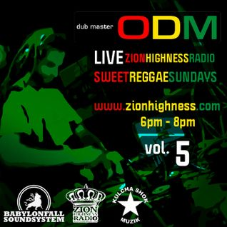 ODM Live from Miami on Zionhighness Radio Vol.5