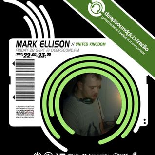 DEEPSOUND FM Season 3 launch party / MARK ELLISON (Revolucion Records)