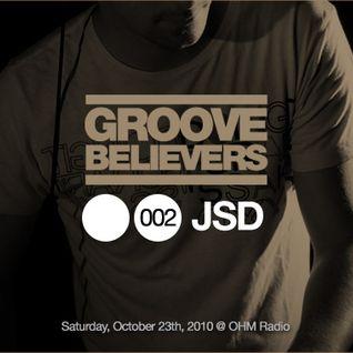 Groove Believers #002: JSD