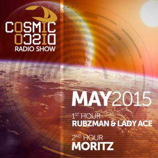 Cosmic Disco Radioshow - MAY 2015