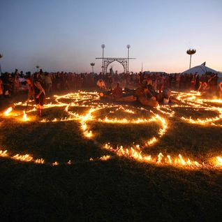 Electronic Dimensions July 2012 - Sunrise Celebration festival