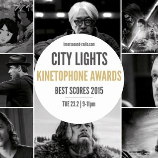 CITY LIGHTS 7_KINETOPHONE AWARDS 2015_Best Scores_23 February_InnersoundRadio