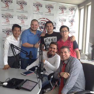 Entrevista con Ángel Tellez @fallen_angelito - 6to Encuentro de Periodismo Deportivo