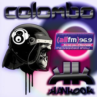 Colombo & Hankook Exclusive Guest Mix For The Breakbeat Show on allfm 96.9 Courtesy Of MTG!
