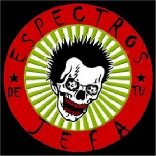 Invasión Skanking entrevista a Los Espectros de tu Jefa el día 24 08 2011 por Radio Faro 90.1 FM!!