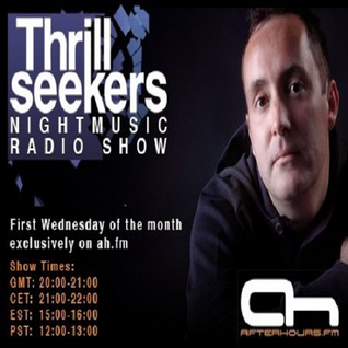 The Thrillseekers  – NightMusic Radio Show #079 (04.03.2015)